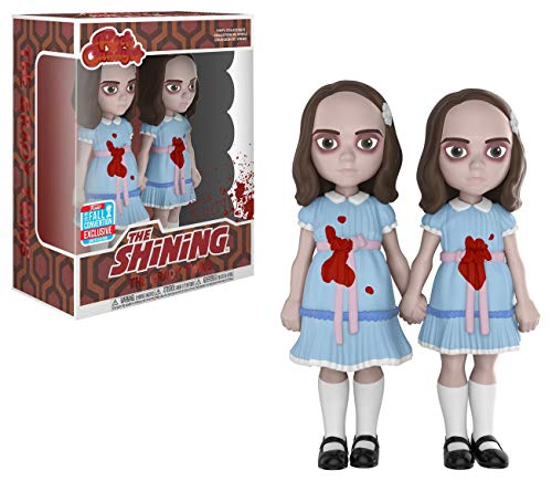 Funko Rock Candy: The Shining - Grady Twins Collectible Figure NYCC 2018 Shared Exclusive -