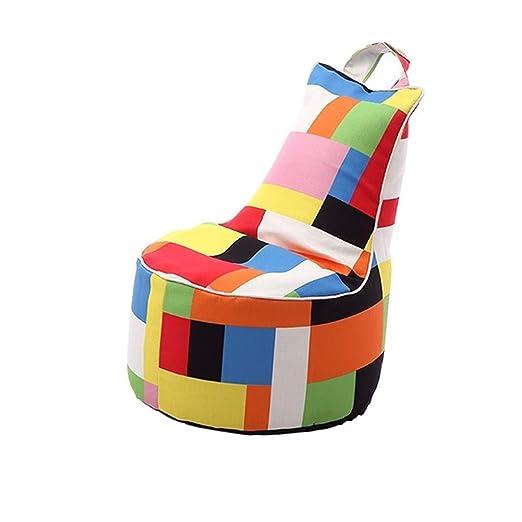 BBCFT Gaming Bean Chair Chair Lazy Sofá Cama Antifouling ...