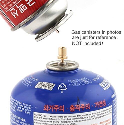 Hamans - Adaptador de Repuesto para Gas al Aire Libre con ...