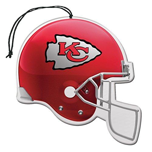 (NFL Kansas City Chiefs Auto Air Freshener, 3-Pack)