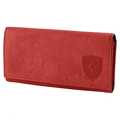 PUMA Ferrari Red Ladies Wallet