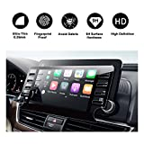 #2: 2018 Honda Accord Sport EX EX-L Touring EX-L Navi Navigation Screen Protector,HD Clear TEMPERED GLASS Screen Scratch-Resistant Ultra HD Extreme Clarity (2018 8In)