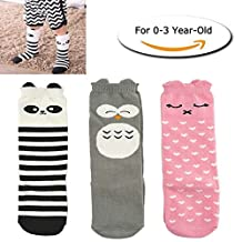 Animal Women Girl Cat Socks, TMVOK Mens Funny Casual Comfortable Cotton Crew Socks