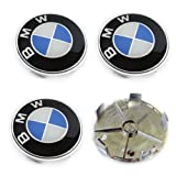 Car-Emall BMW 68mm Wheel Center Hub Caps Cover 4-pc Set Special Offer