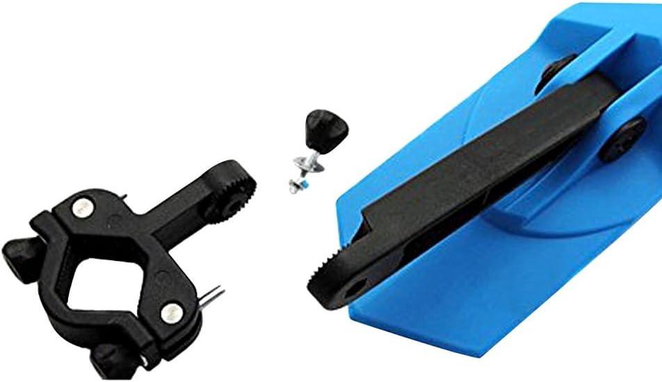Eizur 1 Set Fahrradschutzbleche Vorne Hinten Schutzblech Kotfl/ügel Mountainbike Schlamm Wachen Festem Kunststoff MTB Mud Guard f/ür Rad Gummireifen Multi-Farben