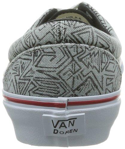 Vans - Zapatillas de skate unisex Gris (Van Doren Hig)