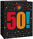 Toys : Large Birthday Cheer 50th Birthday Gift Bag