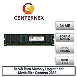 64MB RAM Memory for Mesh Elite Connect 233EL (PC133) Desktop Memory Upgrade by US Seller