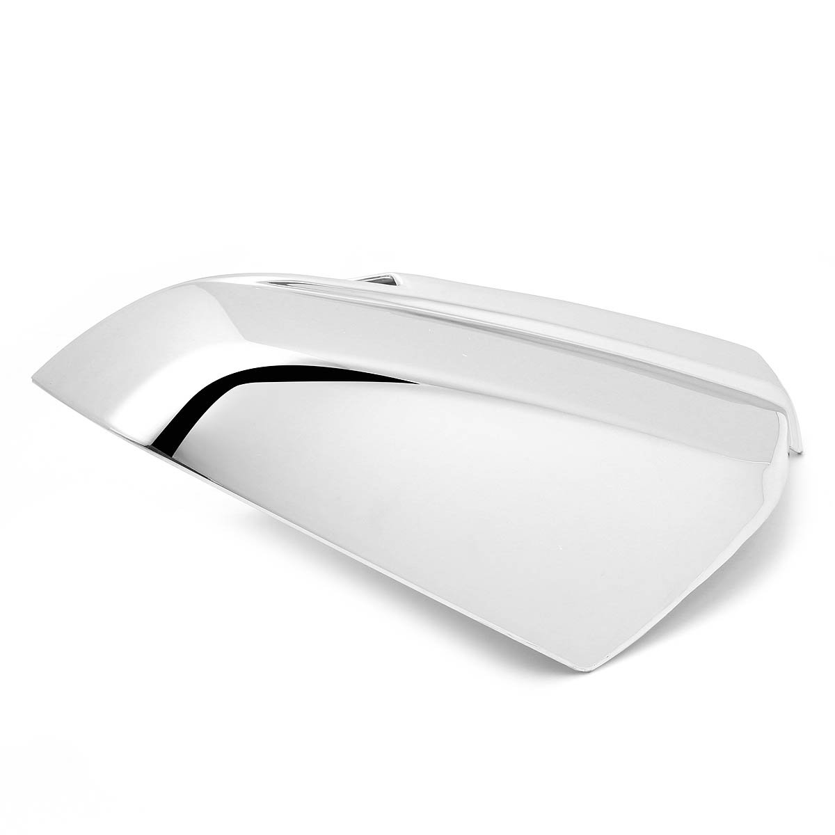 Chrome For Chevy Malibu Pair of Exterior Side Door Mirror Covers Auto Dynasty