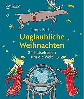 Weihnachten In Aller Welt Adventskalender Mit 24 Buchern Kalender