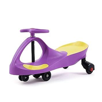 Amazon.com: Ybriefbag-Toys Wiggle - Peluca para patinete de ...