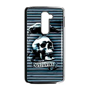 The Expendables LG G2 Cell Phone Case Black tpo
