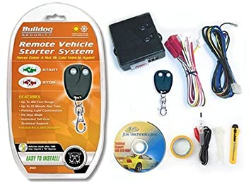 bulldog rs82 i do it yourself remote starter automaticbulldog rs82 i do it yourself remote starter automatic transmissions only amazon ca automotive