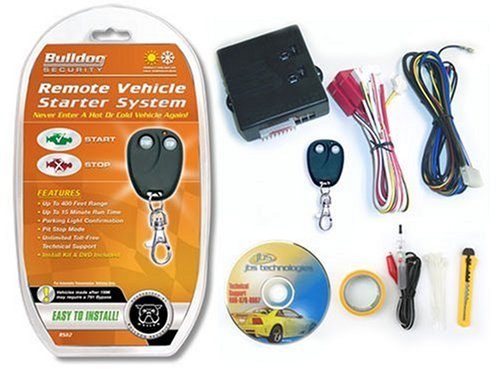 Bulldog RS82-I Do It Yourself Remote Starter - Automatic Transmissions only (Automatic Transmission Starter)