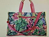Lilly Pulitzer Palm Packable Weekender Slathouse Soiree