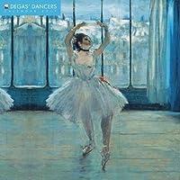 Degas Dancers 2017 Square 12x12 Wall Calendar