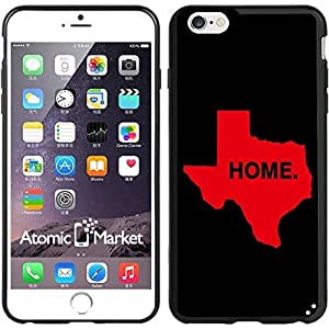 Generic IP6+ Texas Home Pink For Iphone 6 plus 5.5 Inch Case Cover