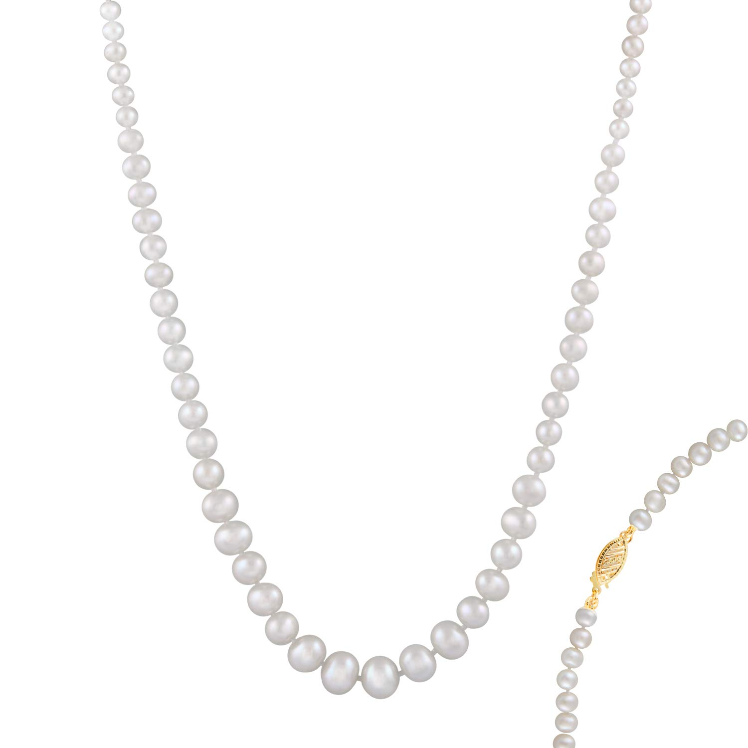 Handpicked AA Quality Freshwater Cultured Pearl