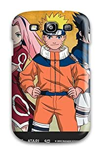 ElsieJM Galaxy S3 Well-designed Hard Case Cover Naruto 1024 X 768 Pixels Protector