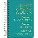 Lady Jayne Wired Spiral Journal (Strong Woman)