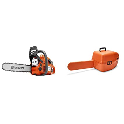 Amazon.com: Husqvarna 450e 20 in. Cadena de gas de 50 cc con ...