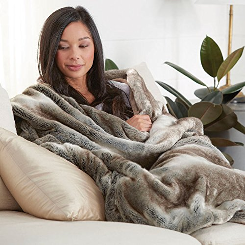 NAP Luxury Throw Blanket