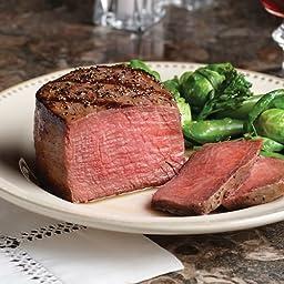 Omaha Steaks 12 (5 oz.) Triple-Trimmed Filet Mignons