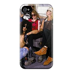 Defender Case For Iphone 4/4s, Guns N Roses Pattern