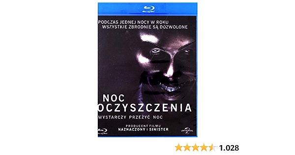 The Purge Blu-Ray IMPORT No hay versión española: Amazon.es ...