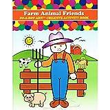 Do A Dot Art! Farm Animal Friends Creative Activity and Coloring Book