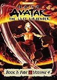 Avatar The Last Airbender - Book 3 Fire, Vol. 4