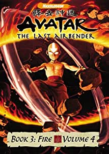 Avatar - The Last Airbender: Book 3: Fire - Volume 4