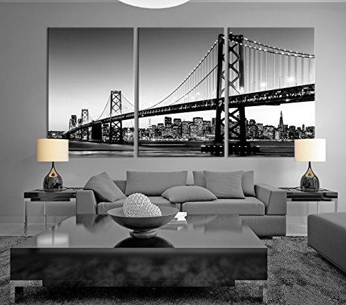 Francisco Skyline Bridge Sunset California product image