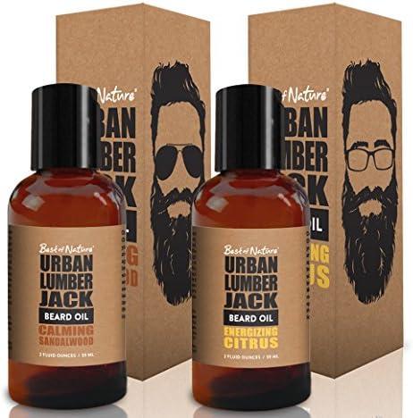 Urban Lumberjack Beard Conditioner 2 Pack