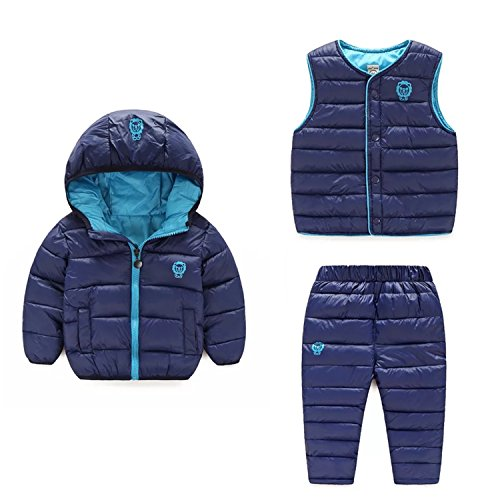 1 Piece Snowsuit - 7
