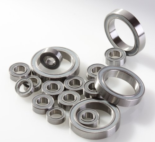 Ceramic Nitride Pro Series Ball Bearings by ACER Racing ()