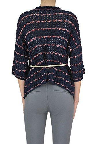 Anneclaire Cardigan Donna MCGLMGC03029E Cotone Blu