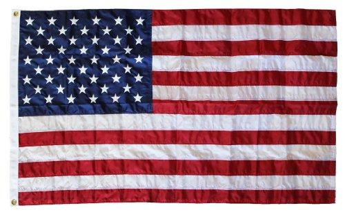 USA - 5' x 8' Nylon Flag
