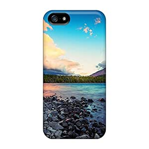 Hot New Magnificent Nature Lscape Hdr Case Cover For Iphone 5/5s With Perfect Design by icecream design