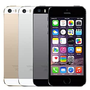 Refurbished UNLOCKED Apple iPhone 5S 16GB+ Free Glass Screen Protector (Gold)