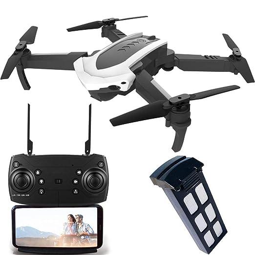 primrosely Dron Cuadricóptero con Cámara Drone con Camara 720p HD ...