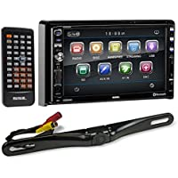SOUNDSTORM DD889 7 In-Dash DVD/CD Player Receiver w/ Bluetooth/USB/MP3+Camera