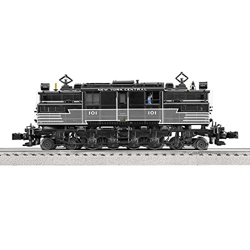 "Lionel New York Central ""Lightning Stripe"" S2 Electric #1..."