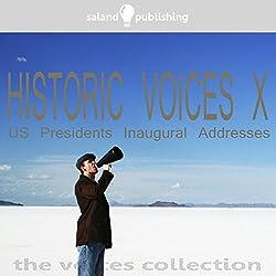 Historic Voices X