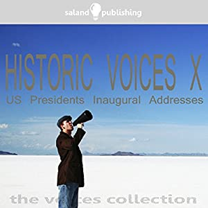 Historic Voices X Audiobook