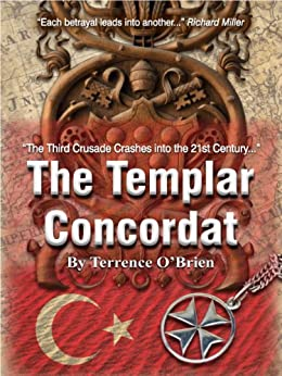 The Templar Concordat by [OBrien, Terrence]