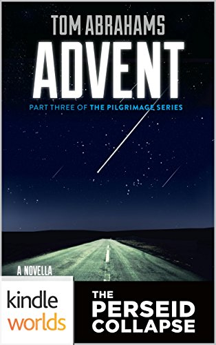 book cover of Advent