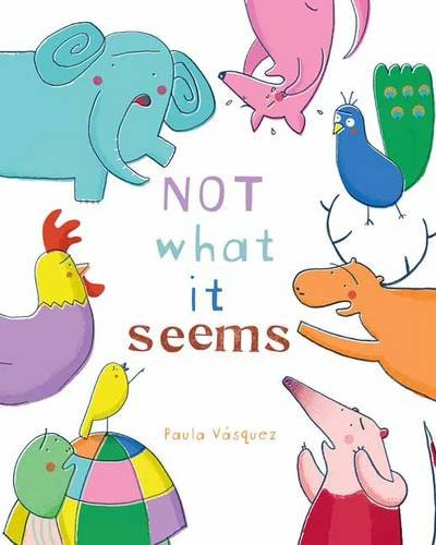 Not What It Seems ebook