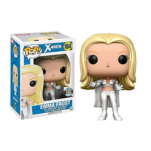 FunKo 184 - Pop - Marvel - X-Men - Emma Frost