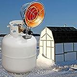 ProCom PCTT15 Tank-Top Propane Heater-Single